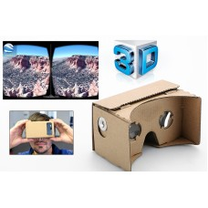 3D Google Cardboard szemüveg (v1)