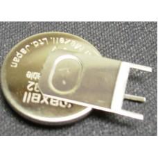 ML2032 tölthető gombelem /forr.